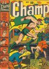 Cover For Champ Comics 22