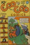 Cover For Coo Coo Comics 21