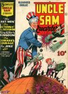 Cover For Uncle Sam Quarterly 3