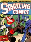 Cover For Startling Comics 14