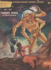 Cover For Imaginative Tales v3 4 Thunder World Edmond Hamilton