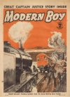 Cover For The Modern Boy 60 Train Smash!