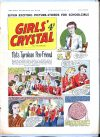 Cover For Girls' Crystal 1185