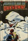 Cover For Adventures into the Unknown 9