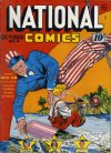 Cover For National Comics 4 (fiche)