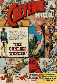 Large Thumbnail For Cheyenne Kid #23