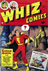 Cover For Whiz Comics 145