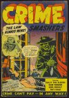 Cover For Crime Smashers 11
