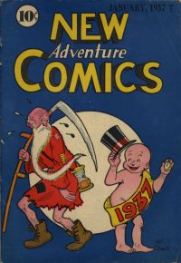 Large Thumbnail For New Adventure Comics #12