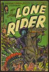 Cover For Lone Rider 16