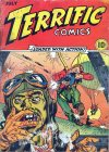 Cover For Terrific Comics 4