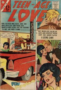 Large Thumbnail For Teen-Age Love #32