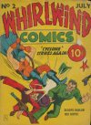 Cover For Whirlwind Comics 2