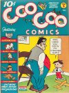 Cover For Coo Coo Comics 3