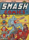 Cover For Smash Comics 24