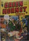 Cover For Green Hornet Comics 22