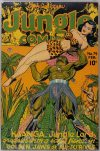 Cover For Jungle Comics 74