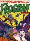 Cover For Frogman Comics 3