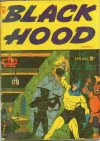 Cover For Black Hood Comics 10