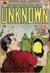 Cover For Adventures into the Unknown 141
