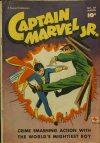 Cover For Captain Marvel Jr. 59