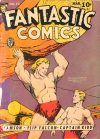 Cover For Fantastic Comics 16