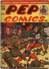 Cover For Pep Comics 35