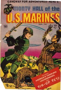 Large Thumbnail For Monty Hall of the U.S. Marines #1