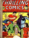 Cover For Thrilling Comics 27