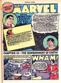 Large Thumbnail For Monster Society Of Evil Pt. 2 (Captain Marvel)