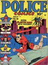 Cover For Police Comics 10