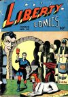 Cover For Liberty Comics 14