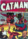 Cover For Cat Man Comics 23