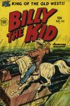 Cover For Billy the Kid Adventure Magazine 20