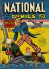 Cover For National Comics 3
