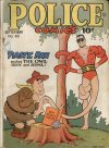 Cover For Police Comics 46