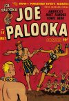 Cover For Joe Palooka Comics 10