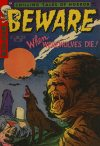 Cover For Beware 5