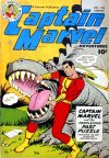 Cover For Captain Marvel Adventures 135