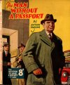 Cover For Sexton Blake Library S3 260 The Man Without a Passport