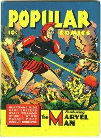 Large Thumbnail For Popular Comics #59