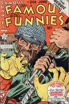 Cover For Famous Funnies 206