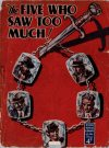 Cover For Dixon Hawke Library 561 The Five Who Saw Too Much