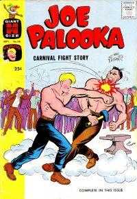Large Thumbnail For Joe Palooka Comics #116
