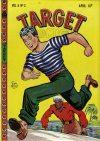 Cover For Target Comics v8 2