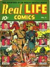 Cover For Real Life Comics 5