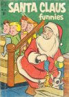 Cover For 0361 Santa Claus Funnies