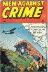 Cover For Men Against Crime 7