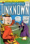 Cover For Adventures into the Unknown 107