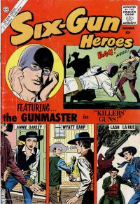 Large Thumbnail For Six-Gun Heroes #60 - Version 1